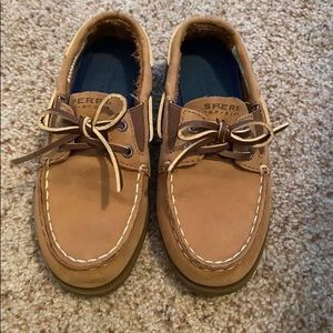 Toddler 10.5 Sperry Top Siders